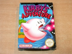 Kirby's Adventure by Nintendo