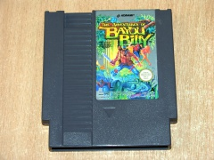 The Adventures of Bayou Billy by Konami