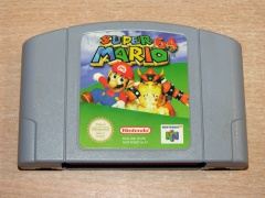 Super Mario 64 by Nintendo