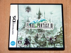 Final Fantasy III by Square Enix