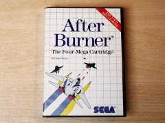 After Burner by Sega
