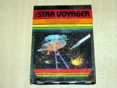 Star Voyager by Imagic *MINT