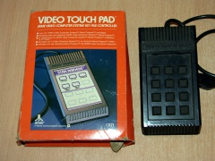 Atari Video Touch Pad for the Atari VCS Console - Boxed