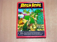Roc 'n Rope by CBS Electronics