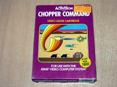 Chopper Command by Activision