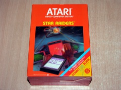 Star Raiders Box Set by Atari *Nr MINT