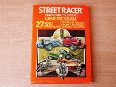 Street Racer by Atari *MINT