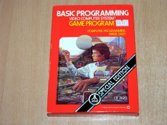 Basic Programming by Atari *MINT