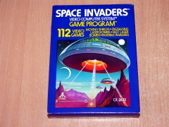 Space Invaders by Atari