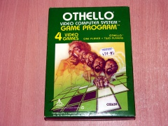 Othello by Atari *NR MINT
