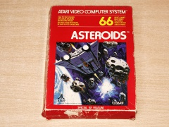 Asteroids by Atari *MINT
