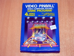 Video Pinball by Atari