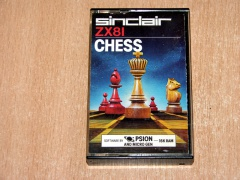 Chess by Psion / Sinclair