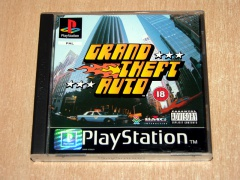 Grand Theft Auto by Take 2