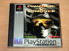 Command & Conquer by Virgin