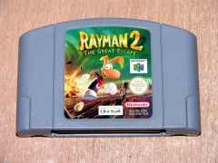 Rayman 2 : The Great Escape by Ubi Soft