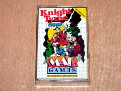 Knight Tyme by MAD