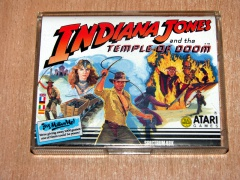 Indiana Jones And The Temple Of Doom by US Gold / Atari