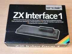 ZX Interface 1 by Sinclair - Boxed