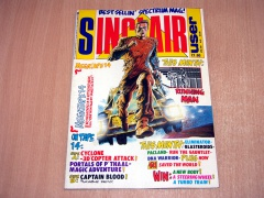 Sinclair User Magazine - April 1989