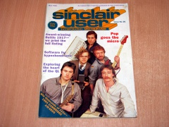 Sinclair User Magazine - Issue 26
