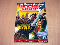 Sinclair User Magazine - March 1986