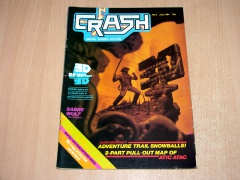 Crash Magazine - Issue 6