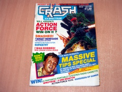 Crash Magazine -Issue 52