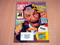 Your Sinclair Magazine - November 1988