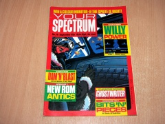 Your Spectrum - September 1985