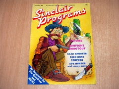 Sinclair Programs Magazine - September 1983