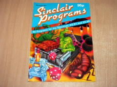 Sinclair Programs Magazine - March / April 1983