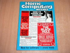 Home Computing Weekly : 21/6 1983