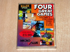 Four Great Games Vol 2 by Micro Value