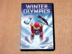 Winter Olympics by Tynesoft