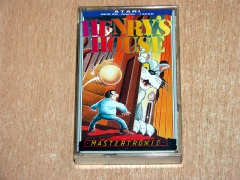 Henry's House by Mastertronic