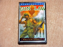Gun Law by Mastertronic