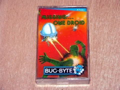 Missing : One Droid by Bug Byte