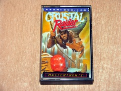 Crystal Raider by Mastertronic