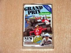 Grand Prix Simulator by CodeMasters