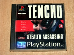 Tenchu : Stealth Assassins by Activision