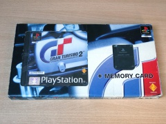 Gran Turismo 2 by Polyphony