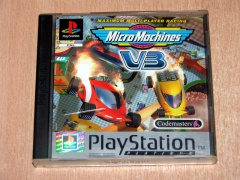 Micro Machines V3 by Codemasters
