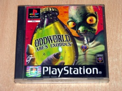 Oddworld : Abe's Exoddus by GT Interactive