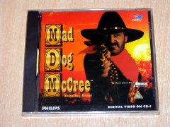 Mad Dog McCree by American Laser Games *MINT