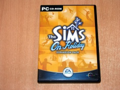 The Sims : On Holiday Expansion Pack by EA Games
