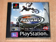 Mat Hoffman's Pro BMX by Activision