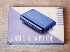 Megadrive Import Game Adaptor - Boxed