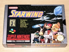 Starwing by Nintendo *Nr MINT