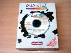 Quartet by Microdeal